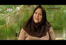 گفتگو با سحر تبر بعد از بازداشت اش+ فیلم