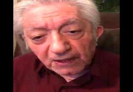 آخرین ویدئو منتشر شده از عزت الله انتطامی در نوروز 97