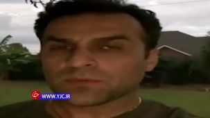 صحبتهای امیر عباس فخرآور در واکنش به خبر دستگیری روح اللّه زم+ فیلم