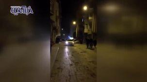 تصاویری از  وضعیت مردم  ترکیه بعد  زلزله 6.8 ریشتری + فیلم