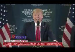ادعای ترامپ: حمله موشکی ایران به عین الاسد فقط باعث سردرد سربازان آمریکا شد!