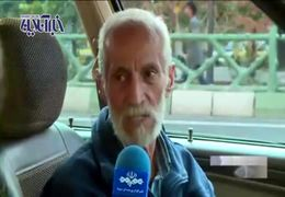تقدیر از راننده تاکسی امانتدار 70 هزار یورو+ فیلم