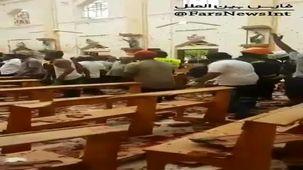 فیلم  انفجارهای مرگبار سریلانکا