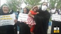 در دلهای تلخ اهالی روستای چنارمحمودی لردگان + فیلم