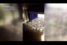 فیلمی از جزییات اجرای  کنسرت ارکستر سمفونیک تهران