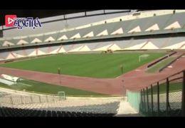 تغییرات استادیوم آزادی در آستانه شروع لیگ برتر+ فیلم