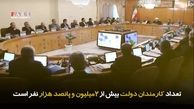 اختلاف دولت و مجلس بر سر افزایش حقوق کارمندان +فیلم
