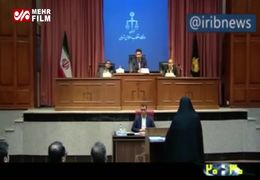 جزئیات چهارمین جلسه دادگاه شبنم نعمت زاده + فیلم