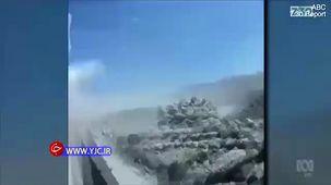 لحظه وحشتناک منفجر شدن کودک ۱۲ ساله افغانستانی در حمله انتحاری+ فیلم