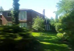 فیلم کاملی از منزل محمود خاوری در کانادا