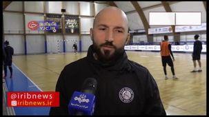 واکنش رسانه های ایتالیایی به استعفای استراماچونی+ فیلم