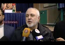 توضیحات ظریف درباره مهلت تمدید FATF برای ایران + فیلم