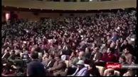 انتقاد  تند  امیر آقایی از  اظهارات جنجالی مجری شبکه افق + فیلم