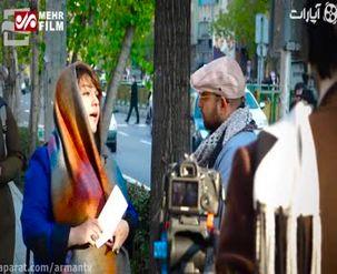 نظر مردم درباره مذاکره ایران با آمریکا+ فیلم