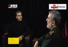 جزئیات عملیات ترور شهید حاج قاسم سلیمانی از زبان سردار حاجیزاده+ فیلم