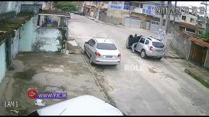 دزدی که برای سرقت به مال باخته رو انداخت+ فیلم