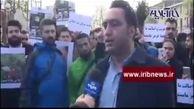 خشم مردم گیلان  از پخش سریال وارش+ فیلم