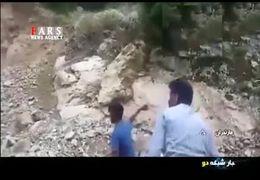 برخورد قانونی با عاملان اذیت و آزار یک بچه خرس در مازندران+فیلم