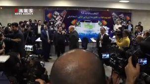 لحظه حضور قالیباف  در ستاد انتخابات کشور+ فیلم