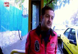 صحبت های تلخ تاکسیرانان پس  از افزایش قیمت بنزین+ فیلم