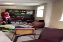 فیلم منتشر شده از داخل مسجد النور نیوزیلند پس از تیراندازی مرگبار