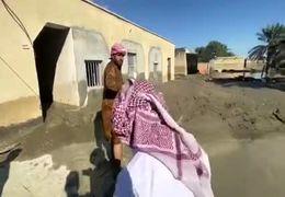 وضعیت اسف بار روستاهای سیلزده جاسک از زبان مردم+ فیلم