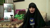 حرف های دختر شهید حاج قاسم سلیمانی درباره پدرش+فیلم