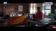 فیلم لحظه پخش تصاویری از شبکه ماهوارهای درشبکه سه سیما!