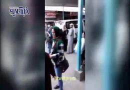 لحظه دردناک اصابت موشک ترکیه بین مردم راس العین+ فیلم